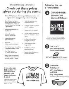 walk thon fundraiser pledge form templates tops tips pinterest