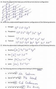 Chapter 5 Study Guide Answers  U2013 Mr  Sader U0026 39 S Chemistry Class