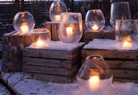 Laterne Basteln Fuer Den Garten Im Winter by Laterne Basteln F 252 R Den Garten Im Winter Diy Deko