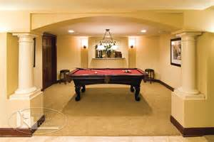 Basement Rec Room Decorating Ideas by Basement Pool Table Room Traditional Basement Images Frompo