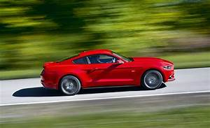 Ford Mustang pics and specs revealed | Recombu