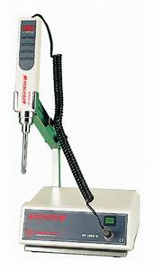 Kinematica Polytron Pt 1300 D Manual Disperser Sonicators