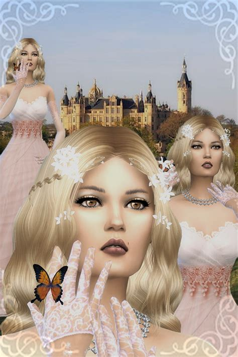 ang 233 lique marquise des anges by mich utopia at sims 4