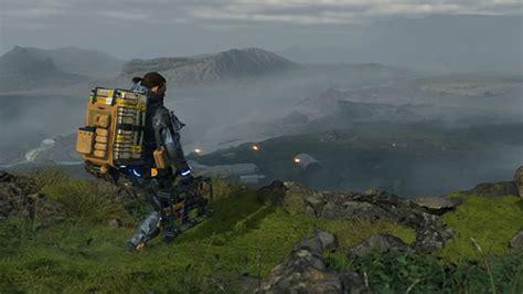 death stranding release date revealed in new trailer gamerevolution