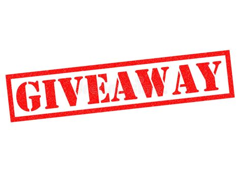 giveaway time text  social media contest brush