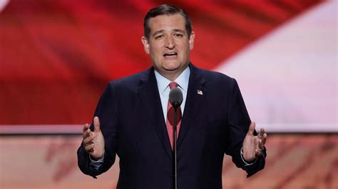 Crazy Eyes Cruz No Longer Accepted By Repug Rank And File