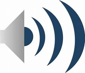 Audio Icon Clip Art at Clker.com - vector clip art online ...