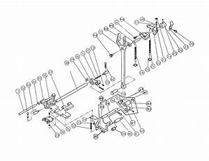 Singer 1027 Mechanical Sewing Machine Parts