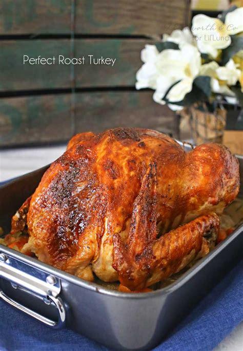 How To Roast A Turkey  Best Recipe! Lil' Luna