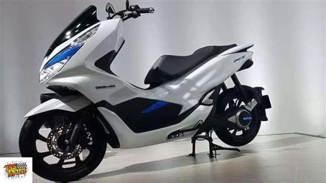 Honda Pcx 2018 Electric by 2018 Honda Pcx Electric Scooter High Technology