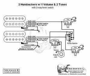 Emg Wiring Diagram 81 85 2 Volume 1 Tone