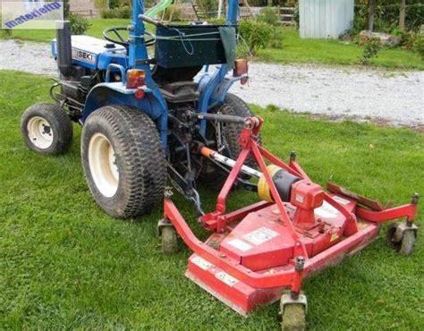 siege micro tracteur tracteur tondeuse iseki