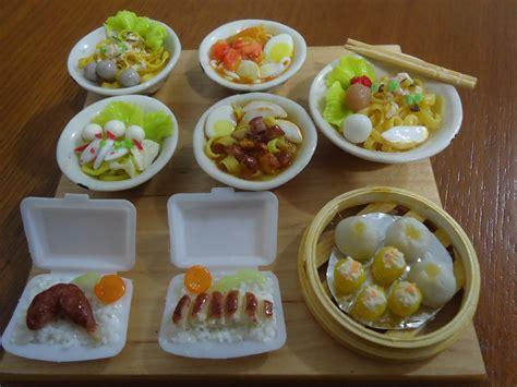 customisation cuisine kin 39 miniature workshop handmade clay food by kin quek