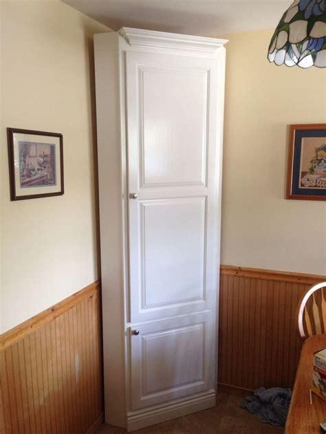 corner broom storage cabinet corner storage cabinet