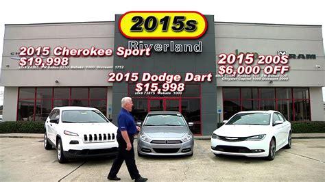 Riverland Chrysler Dodge Jeep by 2015 Big Finish Riverland Chrysler Dodge Jeep Ram