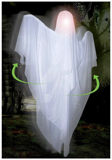 Scary Ghosts Halloween Decorations Ideas