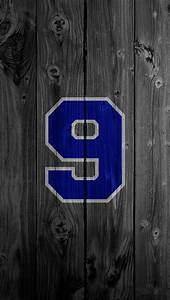 Blue number 9 black wood iPhone 5 wallpapers | Top iPhone ...