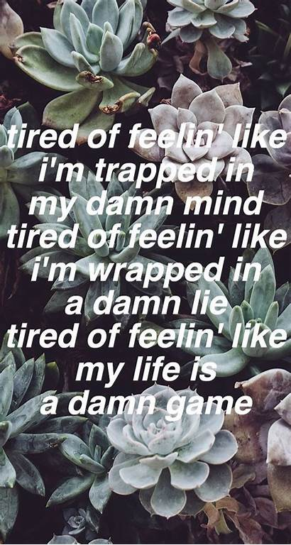 Xxxtentacion Quotes Lyric Wallpapers Quote Song Rapper