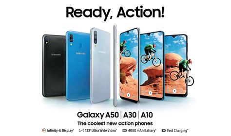 samsung launches the galaxy a10 a30 and a50 in india sammobile sammobile