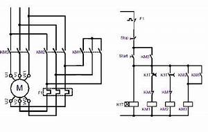 questionsimple reciever wiring circuit diagram With star delta control wiring