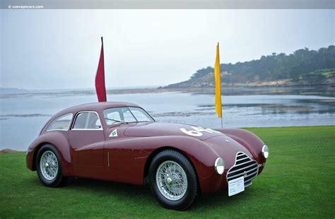 Alfa Romeo 6c 2500 by 1948 Alfa Romeo 6c 2500 Conceptcarz