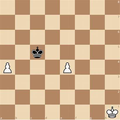 Pawns Chess Connected Split Complete Guide King