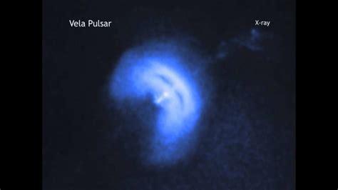pulsar spinning fast plasma