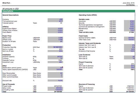 spreadsheet templates efinancialmodels