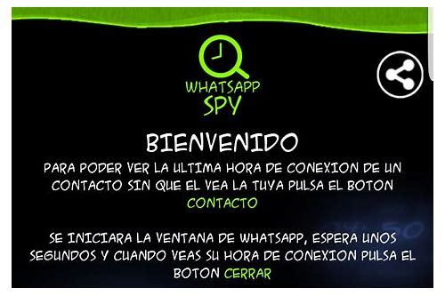 descargar whatsapp spy apk 2018