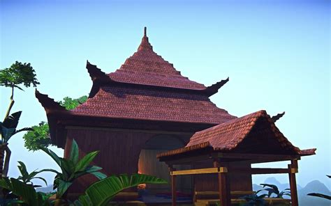 pagoda roof everquest next landmark alpha lands today everything you need to know slashgear