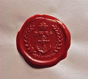 wax stamp coffee pinterest wax stamp With wax and seals for letters