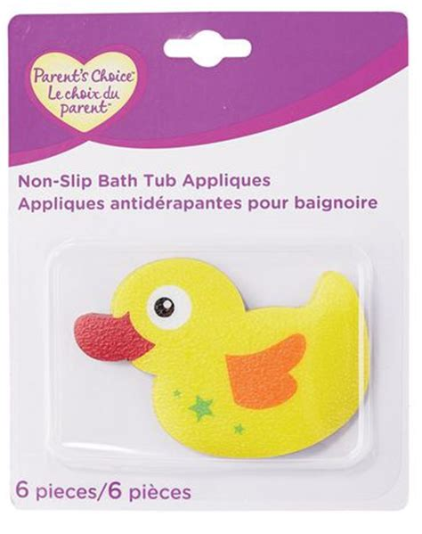 parent s choice non slip bath tub appliques walmart ca