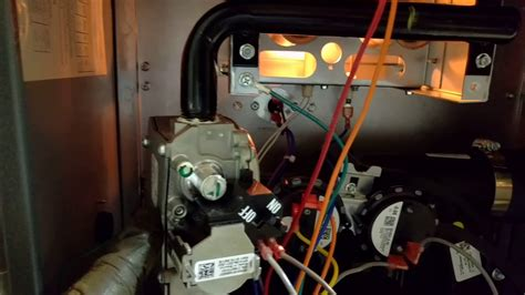 furnace pilot light won t stay lit goodman furnace pilot light won t stay lit