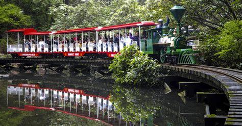 stanley park train city  vancouver