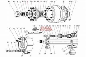 Air Suspension Axle Spare Parts List