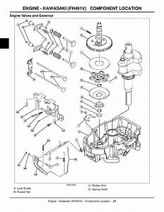31 John Deere X300 Parts Diagram