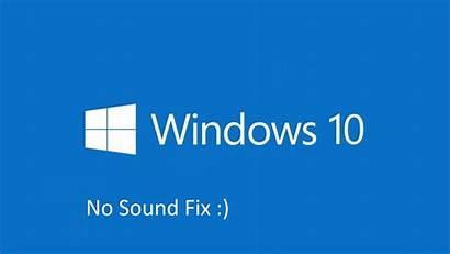 Sound Windows Fix Update Creators Audio Issues
