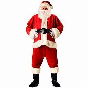 Real Santa Claus Full Body