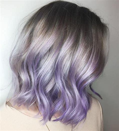 The Prettiest Pastel Purple Hair Ideas In 2019 Pastel