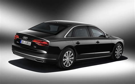 Review Audi A8 L by 2015 Audi A8 L Security Review Pictures