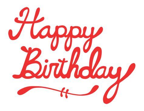 happy birthday png   clip art  clip