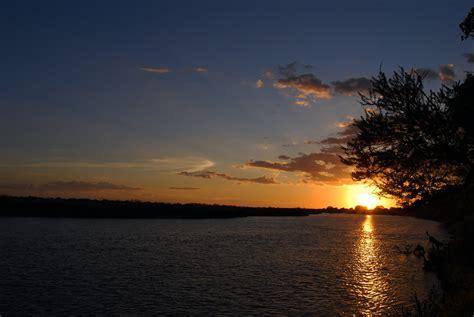 filesunset rufiji river selousjpg wikimedia commons