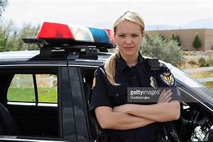 Female Police Officer Stock Photo | Getty Images