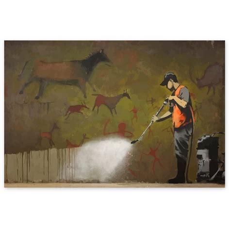 Awkward Styles Banksy Wall Art Banksy Art Graffiti Removal ...