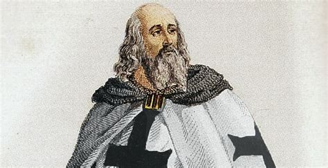 jacques de molay biography facts childhood family life