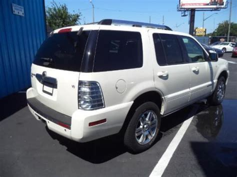 how to fix cars 2008 mercury mountaineer regenerative braking sell used 2008 mercury mountaineer premier in 12664 w colonial dr winter garden florida