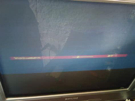 solucionado tv philips 21pt6446 44 falla vertical yoreparo