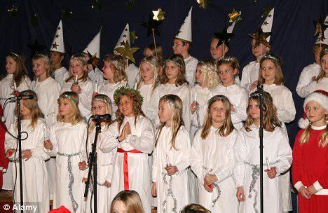 Schoolchildren in Sweden banned from dressing up in outfits similar to KKK u2013 Originalpeople.org