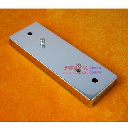 pendant light ceiling plate 230x80mm two holder pendant light ceiling plate pendant