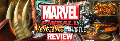 marvel pinball vengeance and virtue review xbla psn